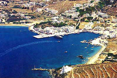 GIALOS (THE PORT)